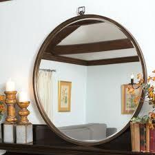 oversized round mirror round oversized wall mirror oversized mirror wall clock