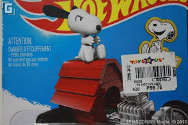 new car releases for 2014GeekMatic HW Tooned II 88 of 250 Snoopy