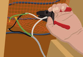 radiant floor heat connect the wires how to install radiant heat in floors at the home depot