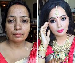 1 this mom of two never had make up done not even for her wedding she said she ll never forget this moment