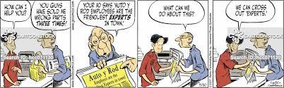 Customer Service Representatives Cartoons And Comics Funny
