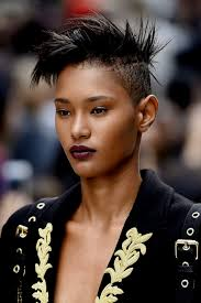 Coiffure Femme Africaine Couleur Cheveux 2019 Coiffures Afro