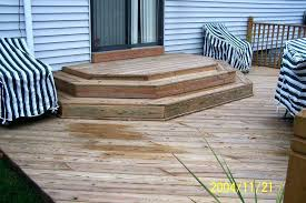 outdoor wood patio ideas. Fine Patio Patio Ideas Wood Stairs Outdoor Step Medium Size Of  With Outdoor Wood Patio Ideas