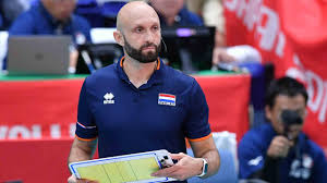 Morrison fired as national coach of Dutch volleyball players - Teller Report