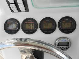 can i connect this round yamaha digital speed gauge to gps and not these look like the pro series ii gauges from what i see on yamaha s site