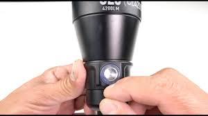 Divepro Lights Divepro Cl4200 Dive Light Unboxing