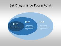 Stacked Venn Diagram Free Set Diagram For Powerpoint Venn Diagram Template