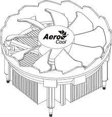Обзор и тестирование малогабаритного <b>кулера AeroCool BAS</b> ...