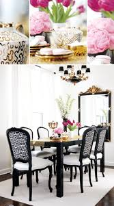 White And Gold Decor Blogger Santuary Decadent Decor In Black White And Gold