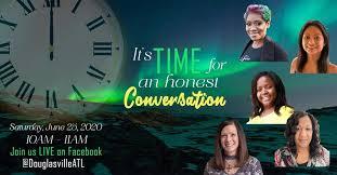 Jun 27 | It's time for an honest conversation | Douglasville, GA Patch