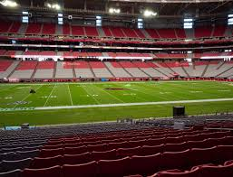 Seating Chart Arizona Cardinals Stadium State Farm Stadium Section 131 Seat Views Seatgeek