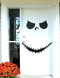 Diy Bedroom Door Decor Spooky Door Decorations To Rock This Year Diy