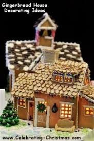 Ideas using gingerbread christmas home decorations Diy Gingerbread House Construction Decorating Ideas Christmas Recipes Celebrating Christmas Gingerbread House Construction Decorating Ideas Celebrating