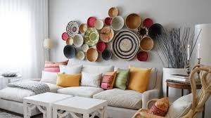 furniture living room wall: creative living room wall decor ideas