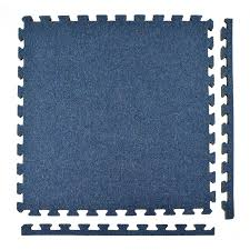 Plush carpet tiles Shaggy Carpet Greatmats Royal Carpet 25pack 24in Blue Plush Floating Carpet Tile Gvrtbusfheadchairsclub Greatmats Royal Carpet 25pack 24in Blue Plush Floating Carpet Tile