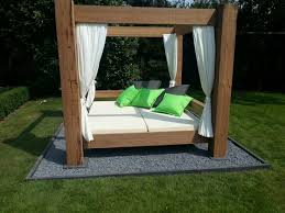 59 best Outdoor canopy bed images on Pinterest