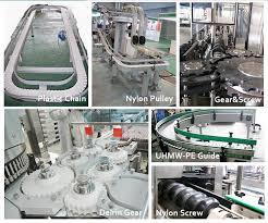 High Quality Engineering Plastic Plastic Gear Pom Custom