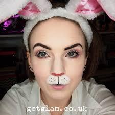 the white rabbit makeup alice in wonderland
