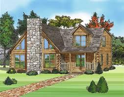 Luxury Log Home Plans For Bold Natural Image Designoursign