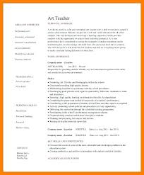 Examples Of Education Resumes Elementary Art Teacher Resume Examples Best Of Assistant The