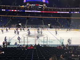 Keybank Arena Hockey Seating Chart Keybank Center Section 117 Buffalo Sabres Rateyourseats Com