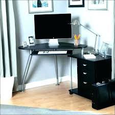 chrome and glass computer desk modern black computer desk black and chrome computer desk corner black chrome and glass computer desk