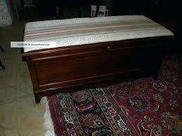 Furniture Chest Trunk Bedroom Storage And Antique Cedar Blanket Window  Bench Chestshop Not Working