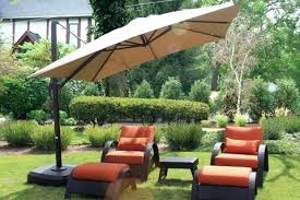 sonoma outdoors cantilever umbrella parts outdoor bunnings offset umbrellas for patios pools decorating pretty square umbrel