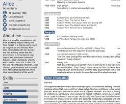 Famous Resume Vs Cv Meaning Images Documentation Template Example