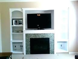 shelves around tv built in shelves around fireplace shelves around fireplace built in around fireplace built in gas fireplace built in shelves around wall