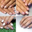 Модный дизайн ногтей шеллак фото