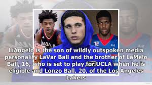 Liangelo ball allegedly arrested for shoplifting during trip to ...