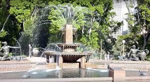 apollo archibald fountain australia greek mythology