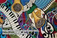 Seni musik barat yang berkembang pesat tersebut sebenarnya masih memiliki akar yang kuat pada dasar irama dan genre musik klasik dan tradisional. Pengertian Seni Musik Barat