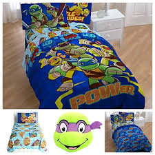 ninja turtle twin bed set teenage mutant ninja turtles bedding comforter set with sheets and plush pillow toy twin ninja turtle twin bed set