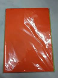 Red Colour Chart Paper Products Services Distributor Channel Partner From