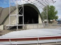 Lb Day Amphitheater Seating Chart L B Day Amphitheater Salem Oregon Bandshells On
