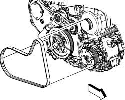 similiar 2004 saturn ion serpentine belt diagram keywords repair guides engine mechanical components accessory drive belts