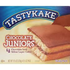 tastykake chocolate juniors