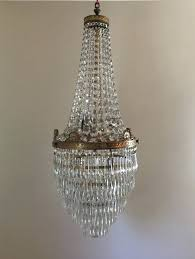 french basket chandelier basket chandelier antique french empire brass beaded basket crystal chandelier wedding cake french