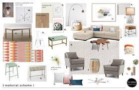 Organic Modern Furniture An Organic Modern Great Room Design Curio Design Studio