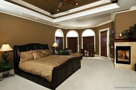 luxury master bedrooms with fireplaces. Modren Fireplaces Luxurious Master Bedroom Suite With 2 Sided Fireplace And Luxury Bedrooms Fireplaces