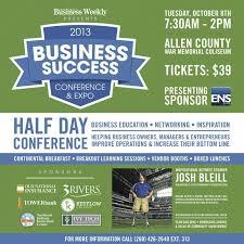 2013 Business Success Conference & Expo | | fwbusiness.com