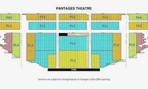 The Ahmanson Theater Seating Chart Ahmanson Theatre Los Angeles Tickets Schedule Seating