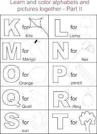 Coloring Abc Pages Printables Coloring Letter Coloring Pages