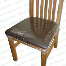strong dining chair protectors clear plastic cushion seat covers protection ebay on dining room