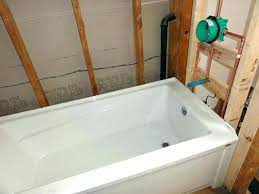 bathroom great cost to install new bathtub photo 5 of 7 inserts s concerning how a