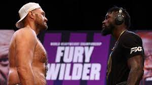 trilogy fight with Deontay Wilder ...