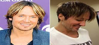 keith urban before and after haircut new keith urban haircut goodbye long locks