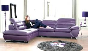 purple leather sofa purple leather couches dark grey round rug for modern living room ideas with purple leather sofa
